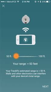 Tile Gps Tracker Range by Tile Vs Trackr What U0027s The Best Tracker For Finding Your Lost Stuff
