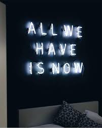 neon light wall decor compact for your house enchanting sign