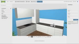 ikea 3d metod küchenplaner ecklösung mit einem hochschrank