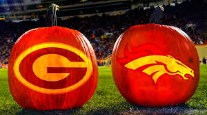 Green Bay Packers Pumpkin by Week 8 Nfl Power Rankings Packers Broncos Make For Scary Good