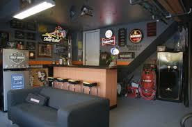 Harley Davidson Bathroom Themes by Simple Garage Man Cave Ideas Garage Ideas Pinterest Men Cave
