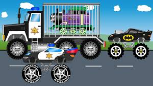 Police Monster Truck Vs Jocker Train - Monster Trucks For Children ... Monster Trucks Racing For Kids Dump Truck Race Cars Fall Nationals Six Of The Faest Drawing A Easy Step By Transportation The Mini Hammacher Schlemmer Dont Miss Monster Jam Triple Threat 2017 Kidsfuntv 3d Hd Animation Video Youtube Learn Shapes With Children Videos For Images Jam Best Games Resource Proves It Dont Let 4yearold Develop Movie Wired Tickets Motsports Event Schedule Santa Vs
