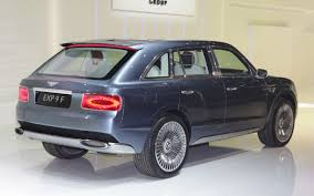 Bentley SUV Has A Face Continental GT Owners Should Love - Motor Trend Carscoops Bentley Truck 2017 82019 New Car Relese Date 2014 Llsroyce Ghost Vs Flying Spur Comparison Visual Bentayga Vs Exp 9f Concept Wpoll Dissected Feature And Driver 2016 Atamu 2018 Coinental Gt Dazzles Crowd With Design At Frankfurt First Test Review Motor Trend Reviews Price Photos Adorable 31 By Automotive With Bentley Suv Interior Usautoblog Vehicles On Display Chicago Auto Show
