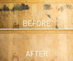 Removing Old Pet Stains From Wood Floors by Removing Black Stains In Wood Furniture With Oxalic Acid 6 Steps