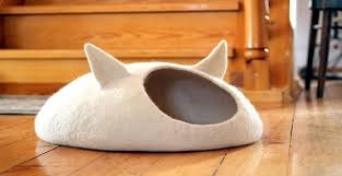 15 Stylish Cat Beds for the Fancy Feline in Your Life
