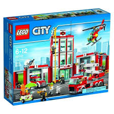 LEGO City #60110 Town City Fire Station Building Set *Brand NEW ... Lego City Fire Ladder Truck 60107 Walmartcom Brigade Kids Pin Videos Images To Pinterest Cars 2 Red Disney Pixar Toy Review Howto Build City Station 60004 Review Boxtoyco Moc 60050 Train Reviews Lego Police Buy Online In South Africa Takealotcom Undcover Wii U Games Nintendo Playing With Bricks My Custom A Video Update 60002 Amazoncouk Toys Airport Remake Legocom