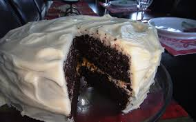Black Magic Cake with Cream Cheese Icing – Cindy s Baked Alaska