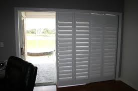 Sliding Door With Blinds In The Glass by Between The Glass Window Fashions For Wood Windows And Patio Doors