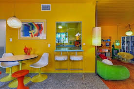 Stunning 70s Home Design Images