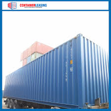100 Shipping Containers 40 Ft New High Cube Container New Foot For Sale Buy Container For Saleft New Container Product On