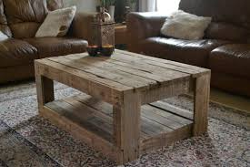 Stylish Square Rustic Coffee Table Living Room Tables Remodel