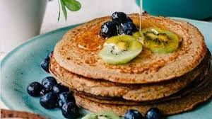 pancakes ohne mehl und ei schnelles rezept aus dem mixer