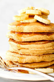 Vegan Bisquick Pumpkin Pancakes by Fluffy Flourless Banana Smoothie Pancakes Vegan Gluten Free
