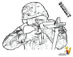 Innovative Soldier Coloring Pages All Newest Article