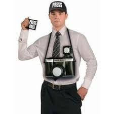 Image Result For Newspaper Reporter Costume Ideas