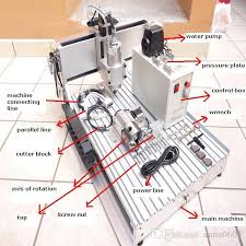 2017 easy operation small cnc engraving machine cnc wood router
