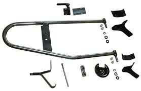 12 Pc Tire Carrier Kit - Factory OE Style, 67-77 Ford Bronco, New ...