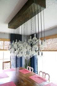 Need Some Inspiration For Your Dining Room This Light Is The Perfect DIY Project To