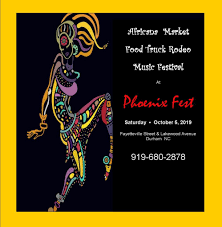100 Phoenix Food Truck Festival Fest 2019 Durham NC Oct 5th 9 To 6 Pm