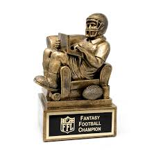 The Armchair Champions Trophy - Fantasy Champs Fantasy Football League Champion Trophy Award W Spning Monster Free Eraving Best 25 Football Champion Ideas On Pinterest Trophies Awesome Sports Awards 10 Best Images Ultimate Archives Champs Crazy Time Nears Fantasytrophiescom Where Did You Get Your League Trophy Fantasyfootball Baseball Losers Unique Trophies