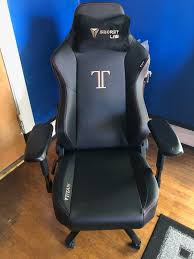 Review: Secretlab's Titan 2020 Series Gaming Chair Review Nitro Concepts S300 Gaming Chair Gamecrate Thunder X3 Uc5 Hex Anda Seat Dark Wizard Gaming Chair We Got This Covered Clutch Chairz Throttle The Sports Car Of Supersized Best Office Of 2019 Creative Bloq Anthem Agony Crashing Ps4s Weak Weapons And A World Meh Amazoncom Raidmax Dk709 Drakon Ergonomic Racing Style Crazy Acer Predator Thronos Has Triple Monitor Setup A Closer Look At Acers The God Chairs Handson Noblechairs Epic Series Real Leather Vertagear Triigger 275