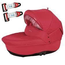 fixation siege auto bebe confort location nacelle windoo pour utilisation en voiture lit bébé