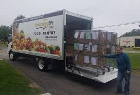 100 Food Delivery Truck Cheektowaga Food Pantry Hampered As Thief Targets Delivery Truck