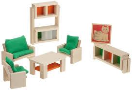 selecta 4360 puppenhausmöbel ambiente wohnzimmer