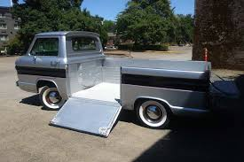 100 Chevy Corvair Truck Enthusiasts Would You Buy This Chevrolet Rampside We Would