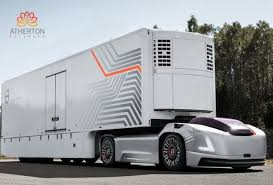 100 Truck Design New Volvo S Autonomous Semi Is A Cabless Tractor Pod