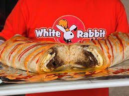 A Food Truck In LA Has Created A Six Pound Burrito - Business Insider Chasing The Food Trucks Food 50 Trucks Of Winnipeg Food Fare Your Jaw Will Drop At This Six Pound Burrito From White Rabbit Youtube Truck In Usc Las Vegas Foodie Festival 2012 Candforx Jack Rabbits Eatery Old Saybrook Conn Hartford Courant Guide To Trucks Of Wdercon 2017 San Diego Miccon Dine 909 Sixpound Challenge First Year Vendors Vegas Seven 482 Photos 595 Reviews Filipino Chinatown For Yelp Competitors Revenue And Employees Owler