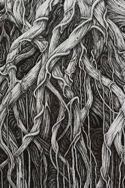 Tree Roots For Tattoo Machines