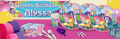 Halloween Scene Setters by My Little Pony Birthday Party Supplies Ideas Decorations Shindigz