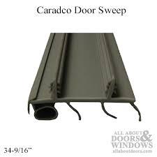 snap in door sweeps door bottom sweeps all about doors