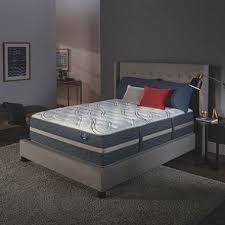 Serta Perfect Sleeper Air Mattress With Headboard by Serta Perfect Sleeper Luxury Hybrid Blakefield Plush Mattress