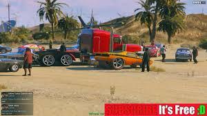 100 Rat Rod Semi Truck Stanced GTA V Video Dailymotion