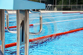 Diving Boards Stock Photo Image 55207458