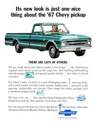 Chevrolet Trucks Advertising Campaign (1967): A Brand New Breed! - Blog 1967 Chevrolet C10 For Sale On Classiccarscom Fast Lane Classic Cars 6772 Chevy Truck Forum Original Body Greattrucksonline 67 Pickup 7images Citizencars Seat Cover Ricks Custom Upholstery Revealing The Overhaulin Youtube White Small Window Fleetside Shortbed Rare Eccentric Mike Partykas Slamd Mag Trucks Advertising Campaign A Brand New Breed Blog Street Cruisin The Coast 2014 How About Some Pics Of Page 154 1947 Present 155