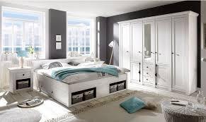 home affaire schlafzimmer set california set 4 tlg groß bett 180 cm 2 nachttische 5 trg kleiderschrank kaufen otto