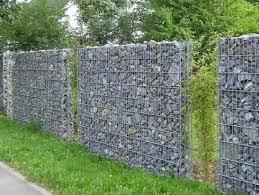 mur de separation exterieur cacher un mur en parpaing variegata paysage jardin