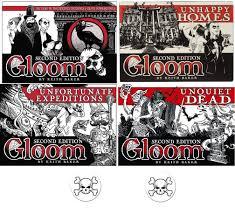100 Keith Baker Homes Amazoncom Gloom Card Game Bundle Of Gloom Unhappy