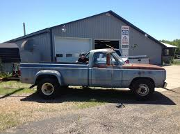 1973 Dodge D300 Ramp Truck, Tow Truck, Roll Back, Rat Rod, Hot Rod ...