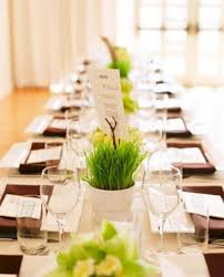 Spring Wedding Table Centerpieces Ideas