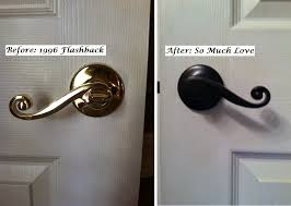 painting door handles got curb appeal the secret to selling the