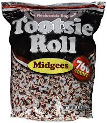 Healthy Halloween Candy Commercial Youtube by Amazon Com Tootsie Roll Midgees Candy 5 Pound Value Bag 760