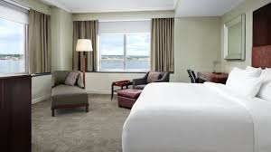 Heavenly Bed Westin by Downtown Halifax Hotel Amenities The Westin Nova Scotian