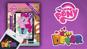 My Little Pony Augmented Reality Coloring Books By DEVAR Kids