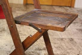 Free Wood Folding Table Plans by Simple Folding Chair Woodworking Talk Woodworkers Forum
