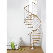 barriere escalier leroy merlin escalier colimaçon rond ring structure métal marche bois leroy