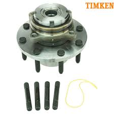 100 Hub Truck TIMKEN 515021 Front Wheel Bearing For 9904 Ford F250 F350